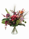 Bouquet exotic mix 27 Stems (vase not included)