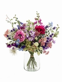 Bouquet summer shades 27 Stems (vase not included)