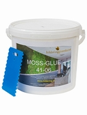 Glue for sticking moss Blik 5 kg. (1.5 kg. per M2)