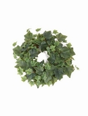 Ivy Candle ring green